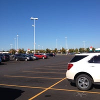 Photo taken at Waterloo Outlets Parking Area by Ken R. on 9/27/2014