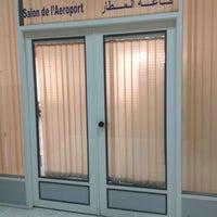 Photo taken at Aéroport de Hassi Messaoud (HME) by Dou B. on 4/23/2013