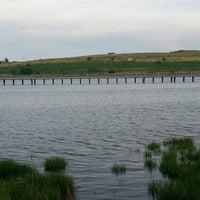 Photo taken at Carteret Waterfront Park by La La E. on 6/8/2014