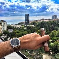 9/8/2015 tarihinde Ahmetziyaretçi tarafından Spago İstanbul by Wolfgang Puck'de çekilen fotoğraf