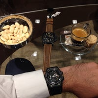 Photo taken at Panerai İstanbul Boutique by Ahmet on 10/4/2013