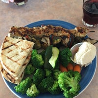 Photo taken at Athenian Grill by Renee R. on 7/28/2016