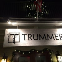 Photo taken at Trummer's on Main by Patrick B. on 12/15/2014