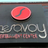 Photo taken at The Savoy Entertainment Center by Jamar S. on 9/22/2012