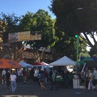 Photo taken at San Luis Obispo Farmers' Market by BrokerJayZ on 7/15/2016
