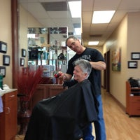 Photo taken at Salon Sauve by George R. on 4/27/2013