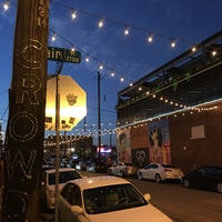 Photo taken at Deep Ellum by Alex C. on 6/25/2017