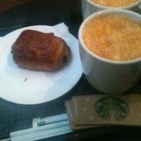 Photo taken at Starbucks by Sacha O. on 1/10/2013