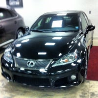Photo taken at Lexus of Manhattan by Jaida on 10/6/2012