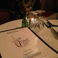 Photo taken at Pasta Tree Restaurant & Wine Bar by Danny R. on 1/11/2013