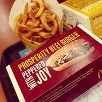 Photo taken at McDonald's / McCafé by Milton S. on 1/12/2013