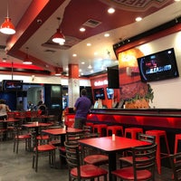 Photo taken at Ketchup Premium Burger Bar by James H. on 2/9/2018