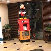 Photo taken at Clarion Hotel Anaheim Resort by James H. on 4/2/2017