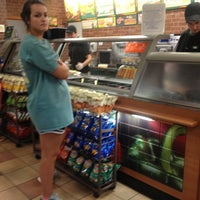 Photo taken at Subway by Melissa S. on 8/20/2013