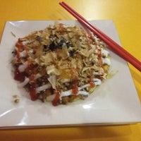 Photo taken at Oki-i Okonomiyaki by Flutdika D. on 11/28/2014