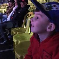 Photo taken at Circo Fantástico by leandro m. on 7/11/2018