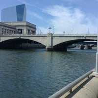 Photo taken at Schuylkill River Park by Chris E. on 5/31/2013
