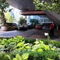 Photo taken at The Ritz-Carlton Toronto by Walton S. on 9/5/2013