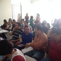 Photo taken at CeDis Omnilife Villahermosa by Juan Alberto C. on 1/10/2014