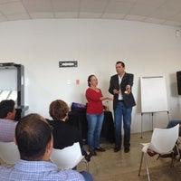 Photo taken at CeDis Omnilife Villahermosa by Juan Alberto C. on 4/16/2014
