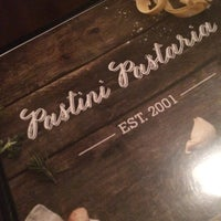 Photo taken at Pastini Pastaria by Marisol J. on 4/16/2015