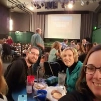 Photo taken at ComedySportz QC by Lesley W. on 4/3/2016