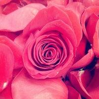 Photo taken at Gidas Flowers by Melanie C. on 4/5/2013