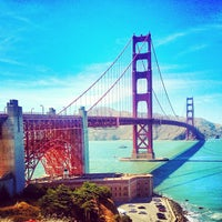 Foto scattata a Golden Gate Bridge da Jeffrey L. il 6/21/2013