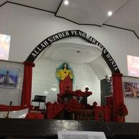 Photo taken at GKST Imanuel Palu by Franklin S. on 5/19/2013