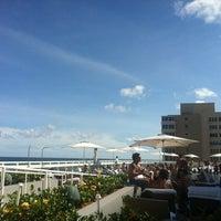 Photo taken at W Fort Lauderdale by Blake W. on 9/30/2012