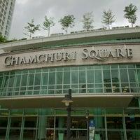 7/8/2013 tarihinde Bo-At T.ziyaretçi tarafından Chamchuri Square'de çekilen fotoğraf