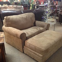 Photo Taken At Ashley Furniture HomeStore Outlet By Marimar On 11/25/2012  ...