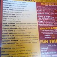 Photo taken at Rascals Food & Fun by Scott N. on 9/12/2014