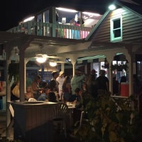Photo taken at The Salty Dog Ice Cream Shop by Brian C. on 7/26/2016