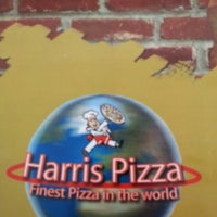 Photo taken at Harris Pizza by Jess R. on 3/13/2013