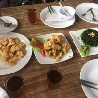 Photo taken at Captain's Seafood by Ainaa A. on 10/27/2016