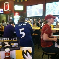 Photo taken at Buffalo Wild Wings by Josh F. on 12/30/2012