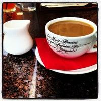 Photo taken at Desert Rose Restaurant by Julio U. on 6/2/2013