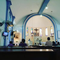 Photo taken at Church of Our Lady of Sorrows by Carl on 2/27/2016