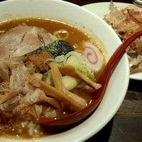 Photo taken at 三田製麺所 なんば店 by yoda on 10/28/2012