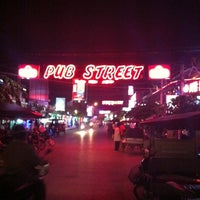 Photo taken at Pub Street by amy l. on 10/21/2012