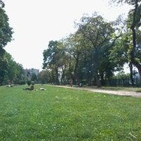5/5/2013 tarihinde Erie ©ziyaretçi tarafından Szent István park'de çekilen fotoğraf