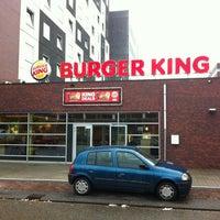 Photo taken at Burger King by Stino on 10/6/2012