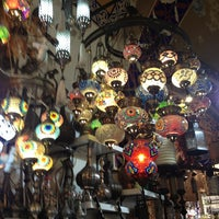 Photo taken at Grand Bazaar by Handan E. on 3/23/2013