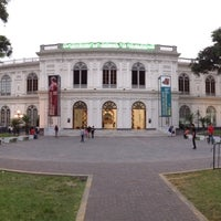 Photo taken at Museo de Arte de Lima - MALI by Jovelos S. on 2/1/2013