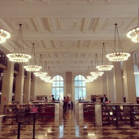Photo taken at Free Library of Philadelphia by PJ P. on 7/3/2013