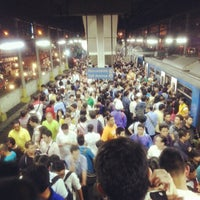 Photo taken at Yellow Line - Taft Avenue Station by Dennis B. on 10/22/2012