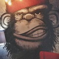 Photo taken at Monkey Grinder by Илья Ш. on 11/6/2013