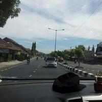 Photo taken at Jalan Raya Yogya - Solo, Prambanan by Rosyiana M. on 8/13/2013