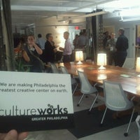 Photo taken at Culture Works by Joe W. on 4/10/2013